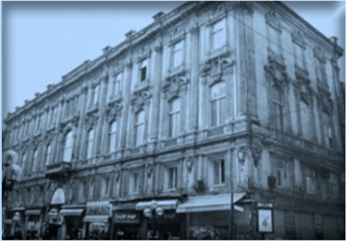Istiklal Avenue building