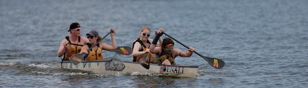 Michigan Tech Concrete Canoe Coed Team