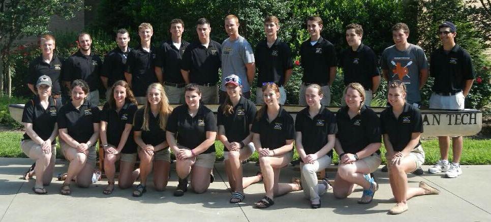 Michigan Tech Concrete Canoe Team 2016